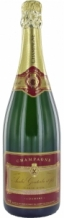 Champagne - Andre Goutorbe Carte D'Or (Pinot Noir & Chardonnay )