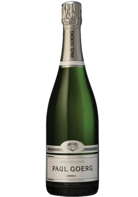 Champagne - Paul Goerg 'Absolu' Extra Brut