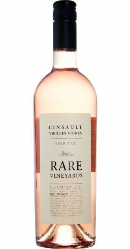 Rare Vineyards Cinsault Vieilles Vignes Rose 2018