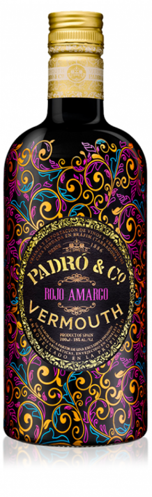 Padró & Co. Vermouth Rojo Amargo - 70 cl